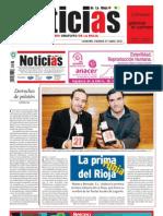 Noticias de la Rioja Mateo y Bernabé