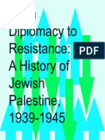 Yehuda Bauer From Diplomacy to Resistance