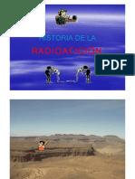 Historia Da Radioaficion