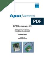 t.e. Gps Receiver a1029 v3.2