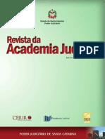 Revista Academia Judicial - Julho 2011