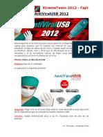 AntiViralUSB 2012 -I