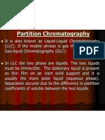 Partition Chromatography