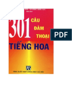 301 Cau Dam Thoai Tieng Hoa - File PDF - Phan 1