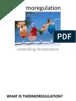 12.2 - Regulation of Body Temperature