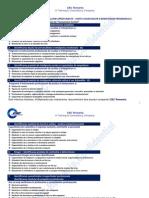 1. Competentele Programului de Evaluare data