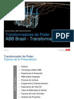 Transform Adores de Poder ABB Brasil-Transformadores