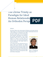 Article on Trinity (Theodor Damian)