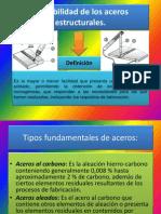 Presentación Resumen de Soldadura II y III