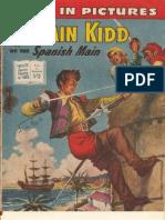 Captain Kidd of the Spanish Main
