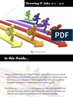 Top 10 Fastest Growing IT Careers 2012 and Beyond | Best Paying Jobs