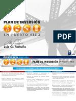 Plan de Inversión en Puerto Rico