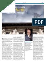 Sulla sovranità monetaria Auriti fu visionario o profeta?