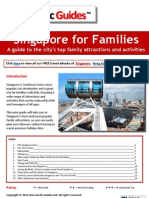 Singapore for Families With Kids