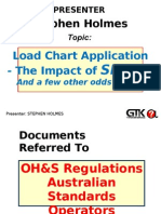 CP Presentation_load Charts_Sthephen Holmes