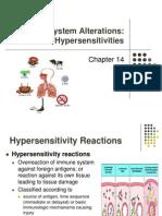 Immune System Alterations