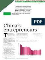 China's Entrepreneurs