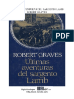 Graves, Robert - Ultimas Aventuras Del Sargento Lamb
