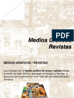 Clases Medios Graficos Revistas