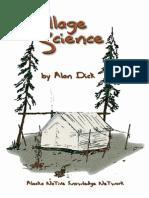 Village Science Skills Tools Craftsmanship