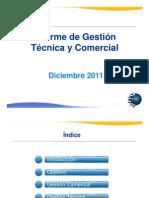 SIEPAC - EORInformeGestionTecnicayComercial-Diciembre2011