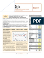 Risk Sample Issue