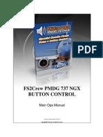 FS2Crew NGX Button Control Manual