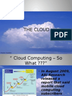Outsourcing and Cloud Computing