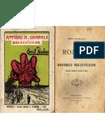 Romanii in Ghiarele Bolsevicilor