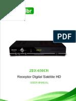 Zdx 650cn Manual