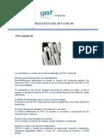 PVC SCH40