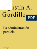 La Admin is Trac Ion Paralela - Agustin Gordillo