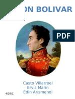 Boletin 2 Bolivar