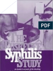 Tuskegee Syphilis Study - The Real Story and Beyond