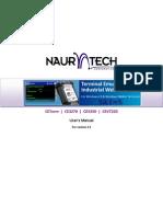 Naurtech CETerm Users Manual