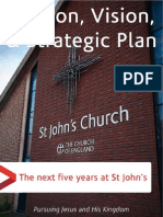 Mission, Vision and Strategic Plan