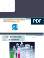Sintesis Quimica Del Pet