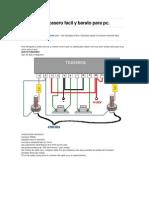 Amplificador Casero Facil y Barato Para Pc