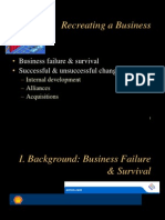 Business Failures -- UofMich