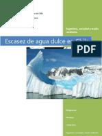 Agua Dulce en Chile