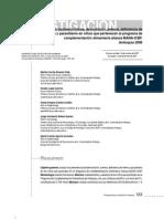 COLOMBIA -Complementación alimentaria alianza MANA-ICBF.