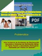 1.2 RIESGOS Y CASOS DE ELECTROCUCIÒN FOTOS