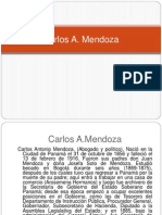 Carlos a Mendoza