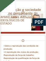 Althusser- Aparelhos ideológicos do estado