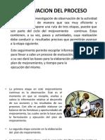TALLER OBSERVACION DE CAFETERÍA