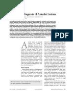 Annular Lesions