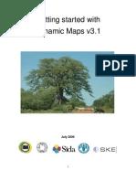 Getting Started Dynamic Maps v3.1