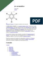 Hidrocarburo aromático  1