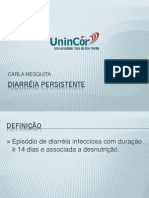 Diarreia Persistente