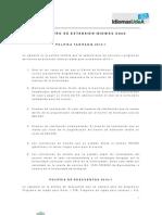 Politica Tarifaria y de Descuento 2012-1